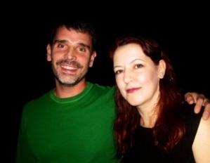 Paul Oarkhill & Julia Solis